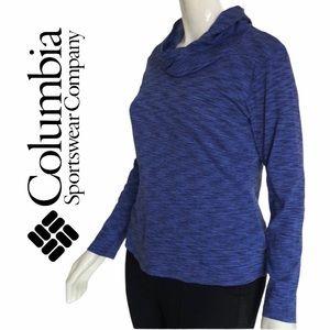 Columbia- Hooded Long Sleeve